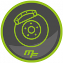 Performance braking system elements