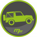 SUZUKI SANTANA SAMURAI 1,9L diesel (moteur Renault)