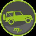 SUZUKI SANTANA SAMURAI 1,9TD (moteur Peugeot)